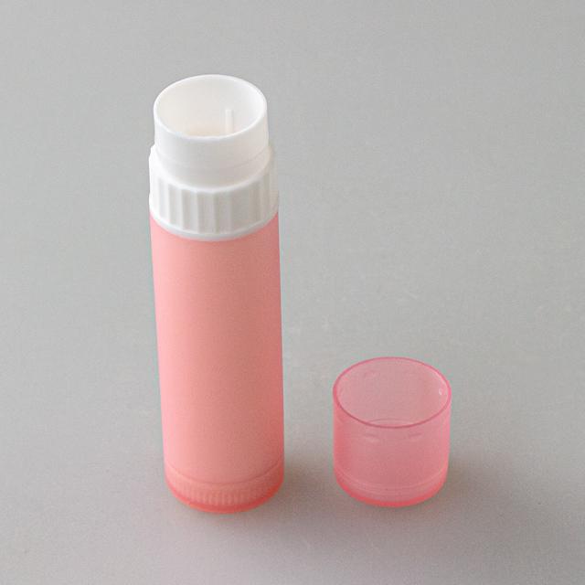 リップバームチューブ (ピンク) 3本セット