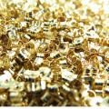 14kgfピアスキャッチ(4.6mm×3.8mm)「ゴールドフィルド」(4.18g入/約100個相当)