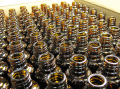 30ml用アンバー遮光瓶(ドロッパー栓付) 200本