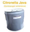 シトロネラ・ジャワ種(インドネシア産 ジャワシトロネラソウ、Cymbopogon winterianus)/精油25lbs(約11kg)