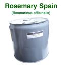 ローズマリー(スペイン産 カンファータイプ ロスマリン・マンネンロウ)/精油25lbs(約11kg)