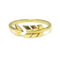アロー リング 指輪 矢 モチーフリング(真鍮ブラス・ゴールドカラー)(1個)