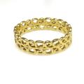 指輪 モチーフリング デザインC(真鍮ブラス・ゴールドカラー)(1個)