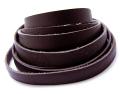 ディアタンレース(本革レース/平紐)チョコレート(5mm×180センチ)(1本)