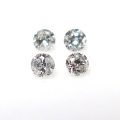 天然石ルース(裸石) ホワイトダイヤモンド【SI】F-Gカラー(アフリカ産・無処理)/ラウンド【1.7mm】ダイヤモンドカット(1個)