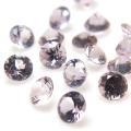 天然石ルース(裸石)ライトピンクスピネル(非加熱・ミャンマー・旧ビルマ「モゴック(モーゴウ)」産)ラウンド【3mm】ファセットカット(1個)