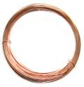 ローズ(ピンク)ゴールドフィルドワイヤー「ラウンド・ワイヤー」(ハーフハード)【0.3mm×20メートル】「14kgf」(1本)