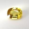 天然石ルース(裸石) スフェーン ロシア産/非加熱 オーバル【7.9×6.3×3.2mm】ファセットカット(1個)