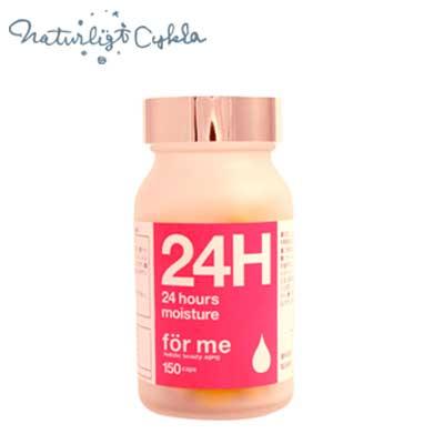 【終売・再入荷なし】フォーミー(for me)24Hモイスチャー 国産・高分子ヒアルロン酸 150カプセル【サプリメント・保湿・ハリ】
