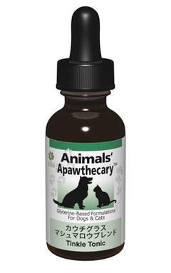 アニマルズアパスキャリー (Animals apawthecary)カウチグラス・マシュマロウブレンド29.5ml【ペット用ハーブサプリ・トイレのトラブル】
