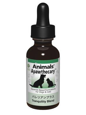 アニマルズアパスキャリー (Animals' apawthecary)バレリアンプラス29.5ml【ペット用ハーブサプリ・チンキ・落ち着いてほしい時】