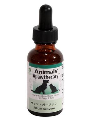アニマルズアパスキャリー (Animals' apawthecary) ペッツ・ガーリック 29.5ml【ペット用ハーブサプリ・元気のない仔に】