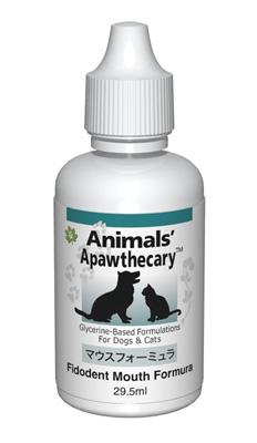 アニマルズアパスキャリー (Animals' apawthecary) マウスフォーミュラ【オーガニック・ペット用ハーブサプリ・歯肉炎予防のサポートに】