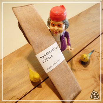 【メール便可】トゥータ(touta) ガーゼハンカチーフ L【布ナプキン・生理用品・むれない・かぶれにくい・肌にやさしい・通気性がいい】
