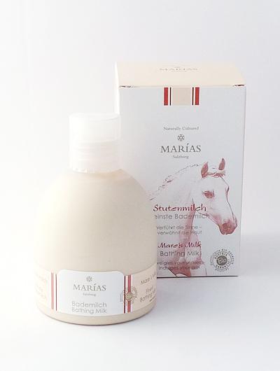 マリアス(MARIAS) メアミルクバス 【オーガニック・入浴剤・馬乳・しっとり・保湿】