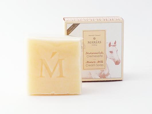 マリアス(MARIAS) メアミルク メアミルクソープ 【洗顔・オーガニック・コスメ・保湿・うるおう・乾燥】