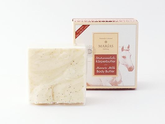 【メーカー廃盤】マリアス(MARIAS) メアミルク ボディバター 【オーガニック・100%天然シアバター・馬乳・強力保湿】