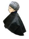 グリーンノート(GREENNOTE) ヘナ 白髪染め用 ケープ