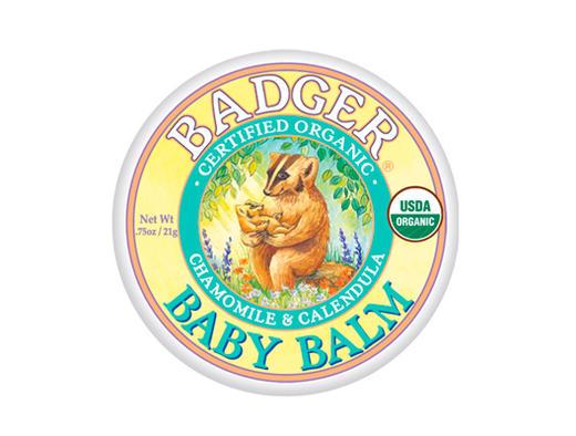 バジャー(BADGER) デリケートバーム【アロマバーム・天然成分・体に塗る・敏感肌・赤ちゃんにも】