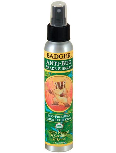 バジャー(BADGER) プロテクト シェイク アンド スプレー【虫・オーガニック・子供に・安全】