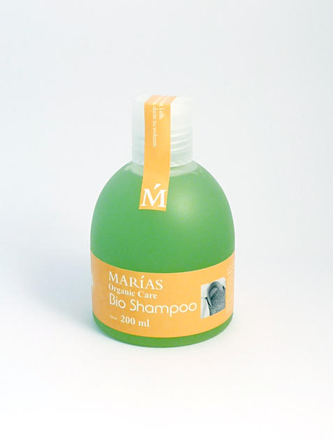マリアス(MARIAS) BIOシャンプー 200ml 【ビオ・オーガニック・天然100%・地肌にやさしい・ノンシリコン】