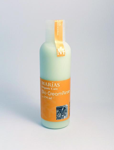 マリアス(MARIAS) BIOクリームリンス 150ml 【オーガニック・コンディショナー・リンス・ヘッドスパ・しっとり】