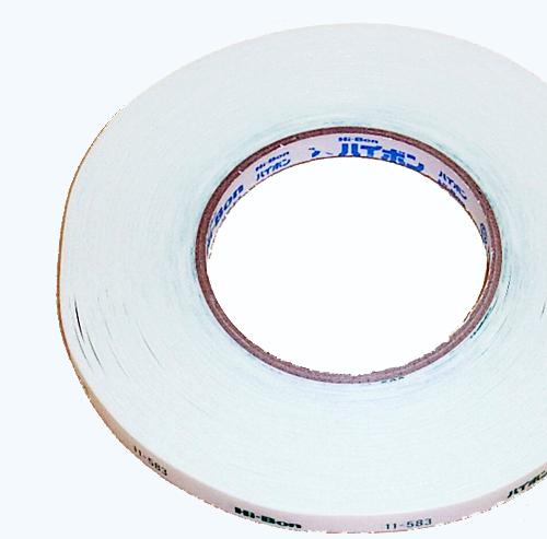 【ネコポス便可】PP接着用両面接着テープ ハイボン 11-583(日立化成) 幅10mm×50m巻