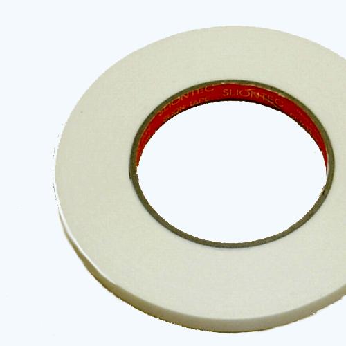 【ネコポス便可】紙両面テープ(強粘着薄手) スリオンテープ  5487(マクセル) 幅3mm×50m巻