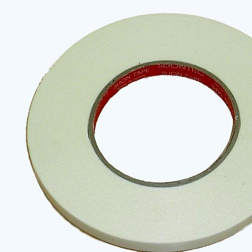 【ネコポス便可】不織布基材両面テープ ELVテープ  5490(マクセル) 幅4mm×50m巻