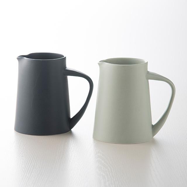 flat jug〜つくり手 KANEAKI SAKAI POTTERY 〜