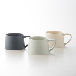 flat mug(S)~つくり手 KANEAKI SAKAI POTTERY ~