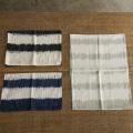 知多木綿のキッチンクロス