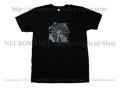 【ネクロマンス NECROMANCE】 スパイダーウェブ Tシャツ Spider Web T-Shirt 蜘蛛の巣