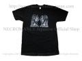 【ネクロマンス NECROMANCE】 ガーゴイル Tシャツ Gargoyle T-Shirt 怪物 石像