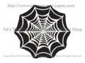 【ネクロマンス NECROMANCE】 スパイダーウェブラグマット Spider Web Rug 蜘蛛の巣