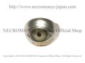 【ネクロマンス NECROMANCE】 シルバー義眼リング Silver Glass Eye Ring <グリーン/Green/緑> 目玉