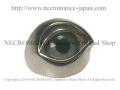 【ネクロマンス NECROMANCE】【数量限定】シルバーNEW義眼リング Silver New Eye Ring <グレー/Gray> 目玉