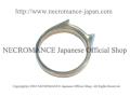 【ネクロマンス NECROMANCE】 シルバーキャットリング Silver Cat Ring 猫 ネコ 指輪