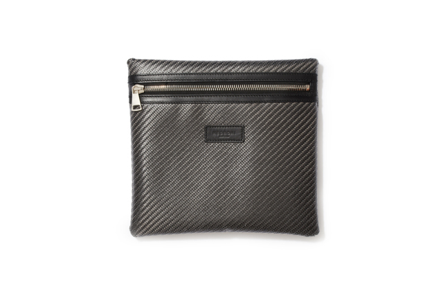 CARBON SQUARE BAG