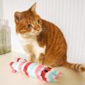 猫のキャットニップ入りキッカー