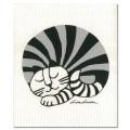 スポンジワイプ リサラーソン猫