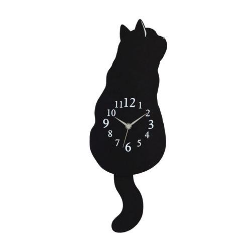 ふりこ時計くろ