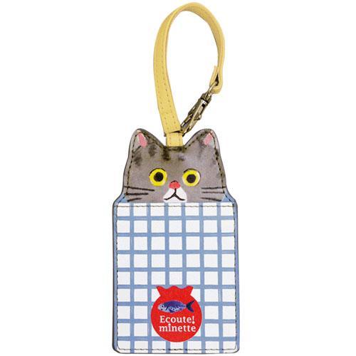 エクートパスケースさばとら猫