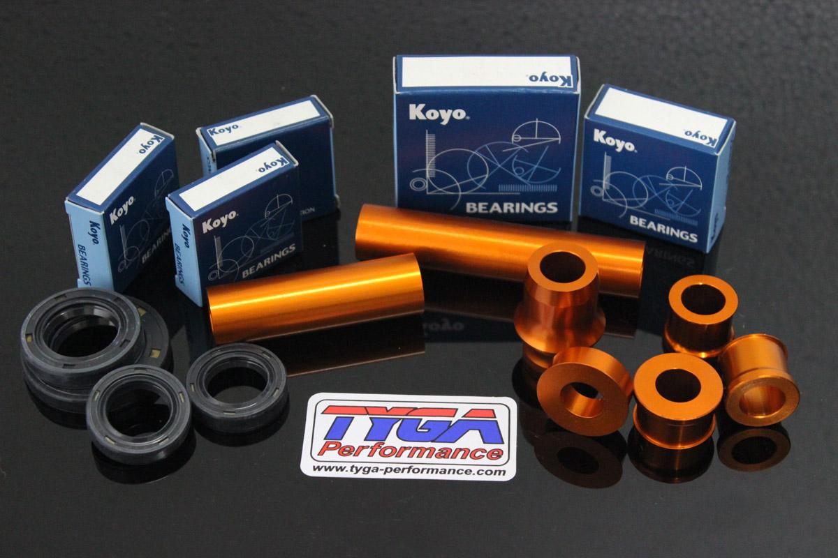 KTM RCDUKE ホイールカラーセット