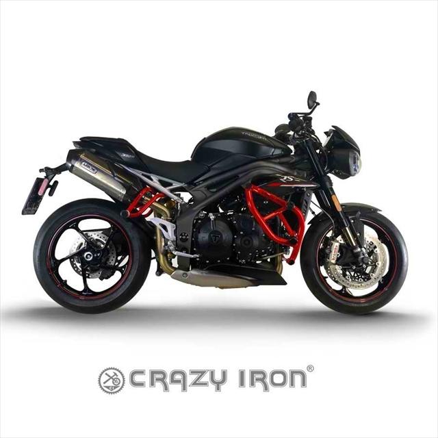 クレイジーアイアン_  Speed Triple  1050 S/R/RS