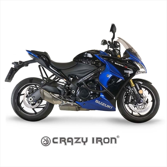 クレイジーアイアン_ GSX-S1000F
