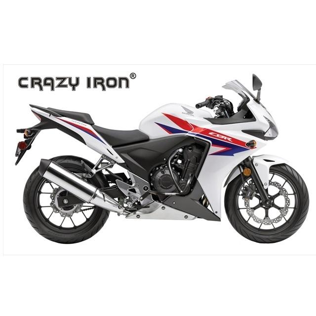 クレイジーアイアン__CBR500R, CB500F, CBR400R, CBR400F