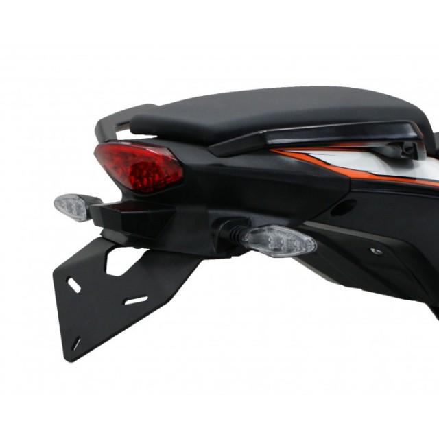 KTM DUKE フェンダーレスキット Evotech Performance エヴォテックパフォーマンス