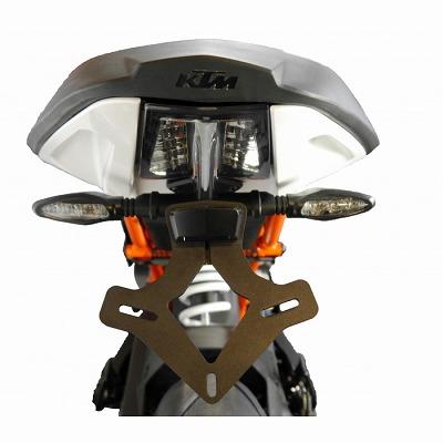 KTM RC フェンダーレスキット Evotech Performance エヴォテックパフォーマンス製