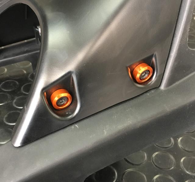 KTM フェンダーカラー